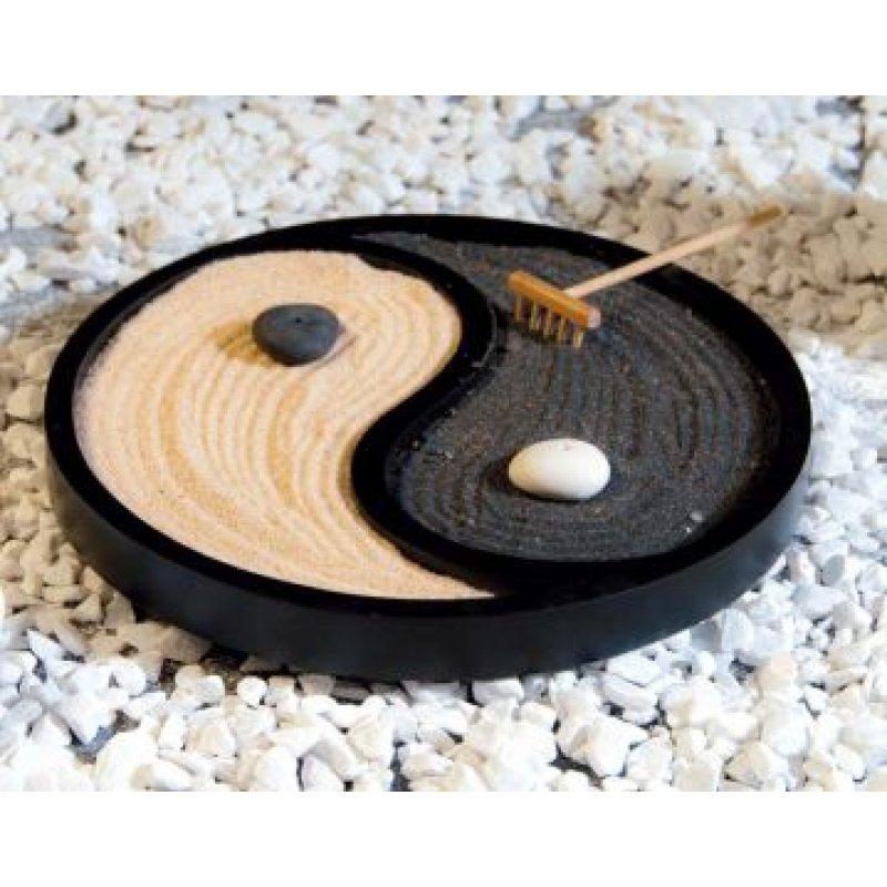 zen garten yin yang 22 90. Black Bedroom Furniture Sets. Home Design Ideas